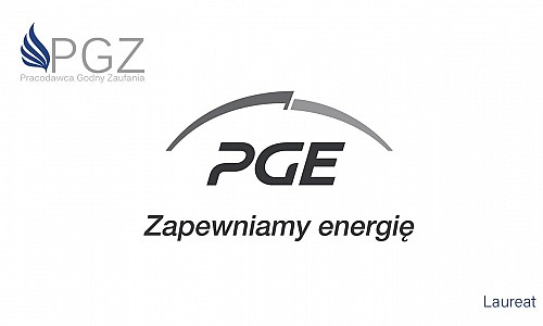 PGE - laureat PGZ